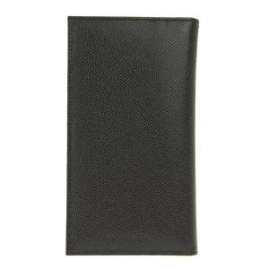 ブルガリ 長財布 メンズ CLASSICO BVLGARI レザー ブラック|vol8