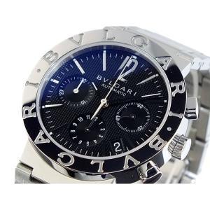 ブルガリ 腕時計 メンズ BVLGARI BVLGARI BVLGARI クロノグラフ 自動巻き vol8