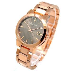 バーバリー 腕時計 メンズ&レディース BURBERRY アナログ ブロンズ/ピンクゴールド|vol8