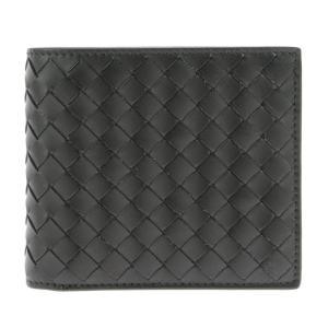 ボッテガヴェネタ 二つ折り財布 メンズ BOTTEGA VENETA レザー vol8