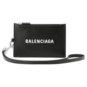 バレンシアガ コインケース パスケース メンズ BALENCIAGA BLACK/L WHITE vol8