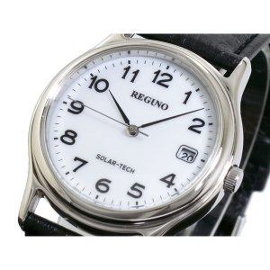 シチズン 腕時計 メンズ レグノ REGUNO CITIZEN レザー ソーラー|vol8