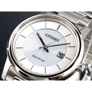 シチズン 腕時計 レディース エコドライブ CITIZEN シルバー|vol8