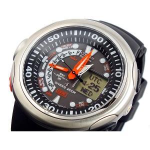 シチズン 腕時計 メンズ プロマスター ダイバーズ エコドライブ CITIZEN ブラック|vol8