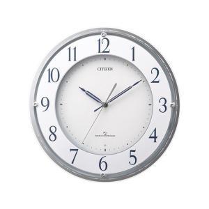 シチズン 掛け時計 かけ時計 メンズ&レディース スリーウェイブM823 CITIZEN 電波|vol8