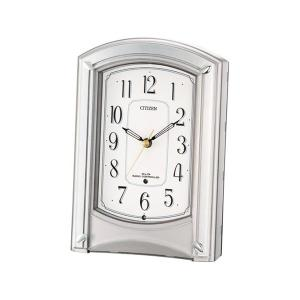 シチズン 置き時計 おき時計 メンズ&レディース モダンライフR687 CITIZEN 電波|vol8