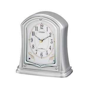 シチズン 置き時計 おき時計 メンズ&レディース パルドリームR694 スタンダード CITIZEN|vol8