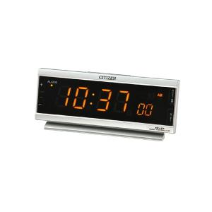 シチズン 置き時計 おき時計 メンズ&レディース パルデジットピュア CITIZEN デジタル 電波|vol8