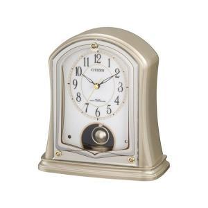 シチズン 置き時計 おき時計 メンズ&レディース パルドリームR693 スタンダード CITIZEN|vol8