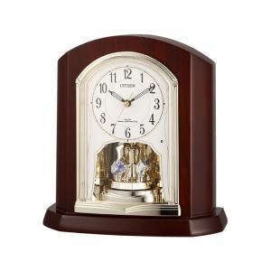 シチズン 置き時計 おき時計 メンズ&レディース パルロワイエR702 スタンダード CITIZEN|vol8