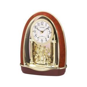 シチズン 置き時計 おき時計 メンズ&レディース パルドリームR414 スタンダード CITIZEN|vol8