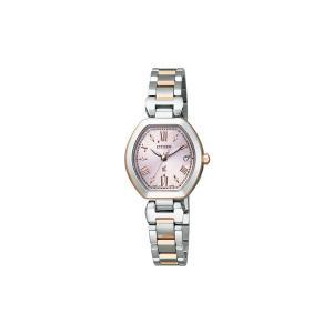 シチズン 腕時計 レディース CITIZEN ピンクゴールド×シルバー|vol8
