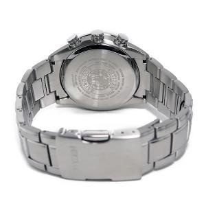 シチズン 腕時計 メンズ CITIZEN クロノグラフ ホワイト/シルバー|vol8|03