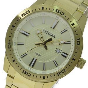 シチズン 腕時計 メンズ CITIZEN ゴールド|vol8
