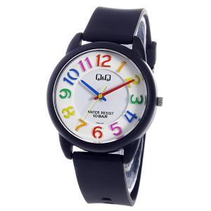 シチズン 腕時計 メンズ&レディース Q&Q CITIZEN ホワイト/ブラック/マルチ|vol8|02
