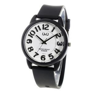 シチズン 腕時計 メンズ&レディース Q&Q CITIZEN ホワイト/ブラック vol8 02