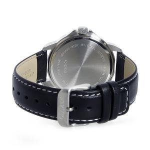 シチズン 腕時計 メンズ CITIZEN レザー ホワイト/ブラック vol8 03