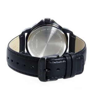 シチズン 腕時計 メンズ CITIZEN レザー ブラック|vol8|03