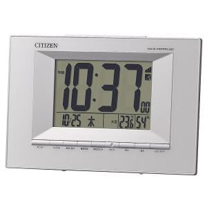 シチズン 掛け時計 かけ時計 メンズ&レディース CITIZEN 電波 ホワイト|vol8