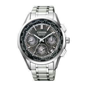 シチズン 腕時計 メンズ エクシード CITIZEN クロノグラフ 電波 vol8