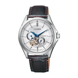 シチズン 腕時計 メンズ シチズンコレクション CITIZEN 自動巻き レザー|vol8