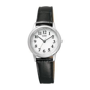 シチズン 腕時計 レディース シチズンコレクション CITIZEN レザー|vol8