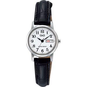 シチズン 腕時計 レディース Q&Q CITIZEN ブラック|vol8