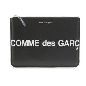コムデギャルソン 長財布 メンズ&レディース COMME des GARCONS ブラック|vol8