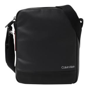 カルバンクライン ショルダーバッグ メンズ Calvin Klein 無地 Black vol8
