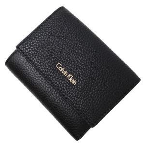 カルバンクライン 三つ折り財布 メンズ&レディース Calvin Klein レザー|vol8