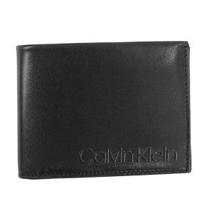 カルバンクライン 二つ折り財布 メンズ BURN 5CC COIN Calvin Klein BK|vol8