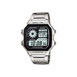 カシオ 腕時計 メンズ スタンダード 10年バッテリー CASIO デジタル 100m防水|vol8