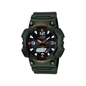 カシオ 腕時計 メンズ スタンダード CASIO ソーラー 100m防水 デジタル|vol8