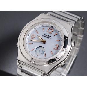 カシオ 腕時計 レディース マルチバンド6 CASIO 電波 ソーラー|vol8