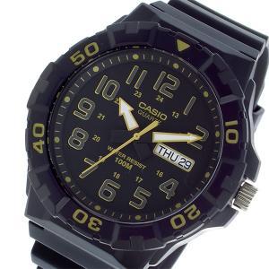 カシオ 腕時計 メンズ ダイバールック DIVER LOOK CASIO ブラック|vol8