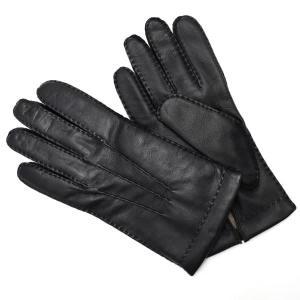 デンツ 革手袋 グローブ メンズ&レディース DENTS レザー Mサイズ BLACK vol8