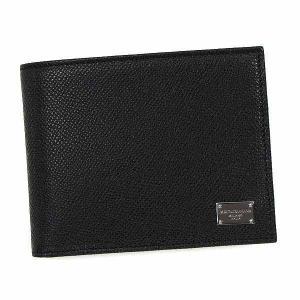 ドルチェ&ガッバーナ 二つ折り財布 メンズ WALLET D...