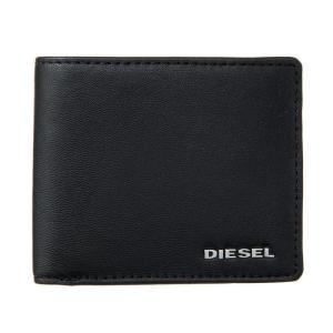 ディーゼル 二つ折り財布 メンズ DIESEL Black-Orange Pepper|vol8