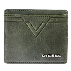 ディーゼル パスケース 定期入れ カードケース メンズ DIESEL レザー|vol8