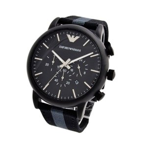 エンポリオアルマーニ 腕時計 メンズ EMPORIO ARMANI アナログ クロノグラフ
