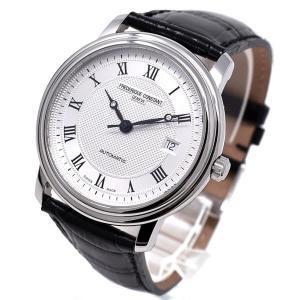 フレデリックコンスタント 腕時計 メンズ FrederiqueConstant 自動巻き レザー