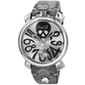 ガガミラノ 腕時計 メンズ MANUALE 48MM GaG...