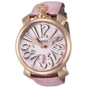 ガガミラノ 腕時計 レディース MANUALE GaGa MILANO ピンク vol8