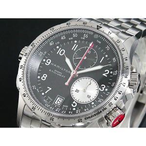 ハミルトン 腕時計 メンズ カーキ KHAKI ETO HAMILTON|vol8