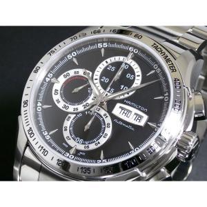 ハミルトン 腕時計 メンズ ロード HAMILTON 自動巻き クロノグラフ vol8