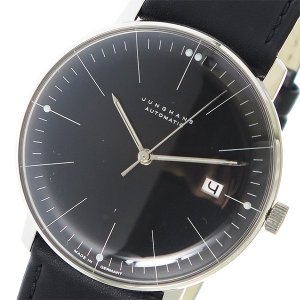 ユンハンス 腕時計 メンズ&レディース JUNGHANS ブラック|vol8