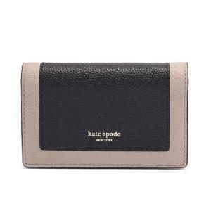 ケイトスペード パスケース 定期入れ カードケース レディース KATESPADE シンプル レザー|vol8
