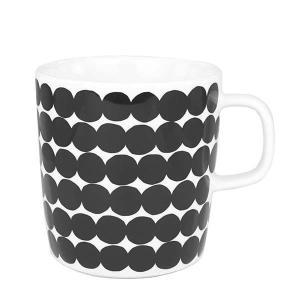マリメッコ マグカップ レディース&メンズ marimekko ブラック