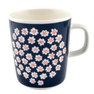 マリメッコ マグカップ レディース PUKETTI MUG marimekko 花柄 250ml