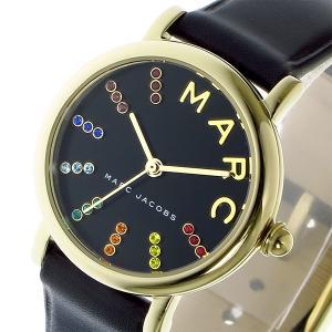 マークジェイコブス 腕時計 レディース MARC JACOBS レザー ブラック|vol8